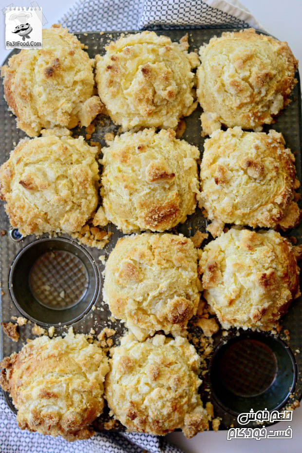 Fa3tFood.Com-Cream Cheese Streusel Muffins-23