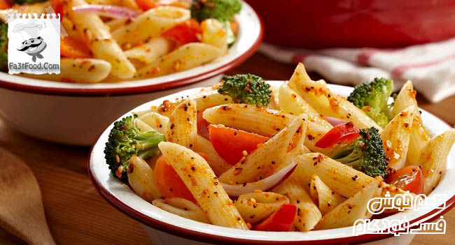 Fa3tFood.Com-Decorated-Pasta-Salad-12