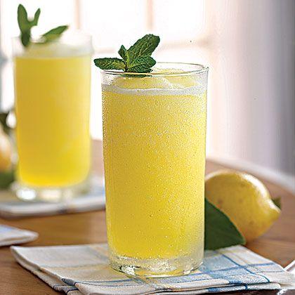 لیموناد نعنایی