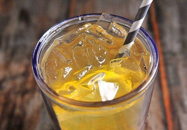 لیموناد چای سبز