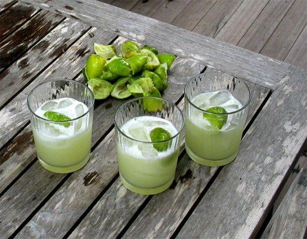 کایپرینا (نوشیدنی تابستانه و خنک برزیلی)