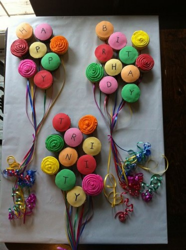 مدل تزیین کیک های تولد ساده (سری1)
