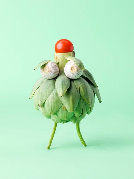 مدل های تزیین میوه آرایی و سبزی آرایی-سری1