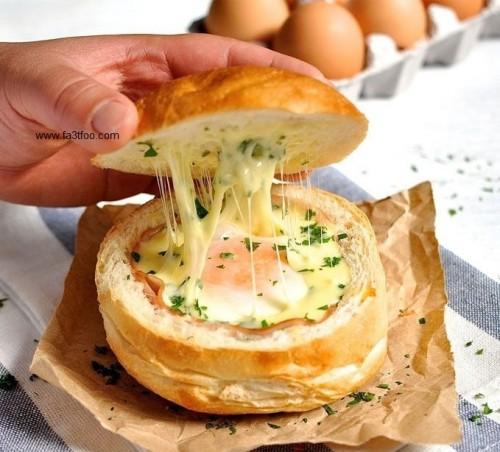 خوراک کاسه پنیری