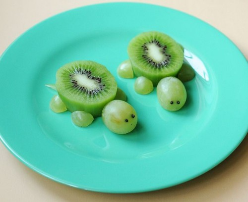 ایده هایی ناب برای میوه آرایی