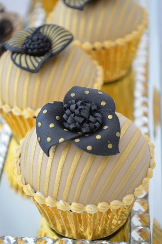 مدل های زیبای تزیین کاپ کیک
