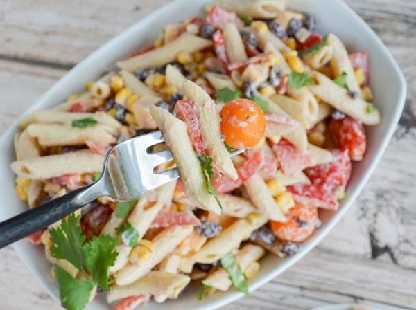 Greek-Yogurt-Pasta-Salad
