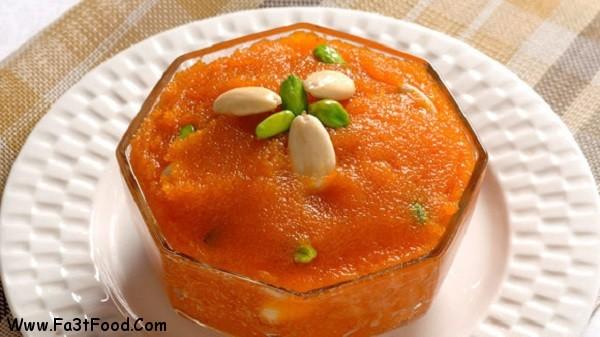دسر هویج
