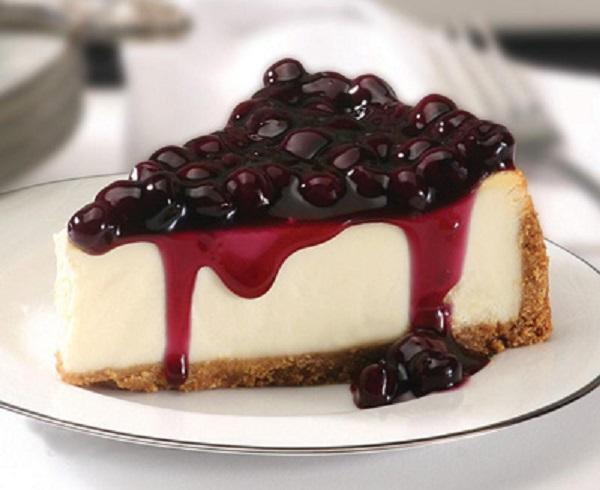 چیز کیک ساده