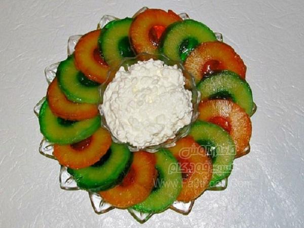 ژله آناناس