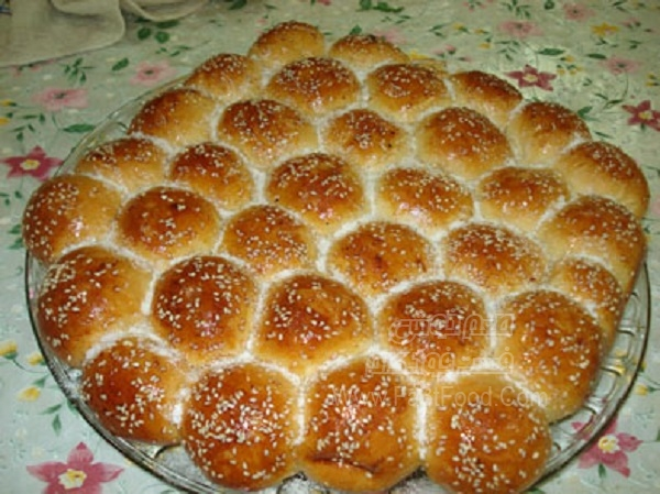 نان کندو عسلی