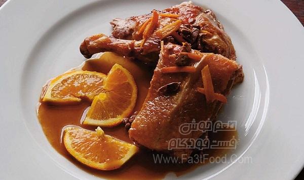 خوراک مرغابی