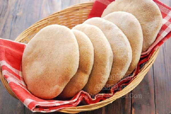 نان های پف پفی