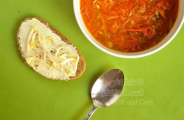 سوپ ماش