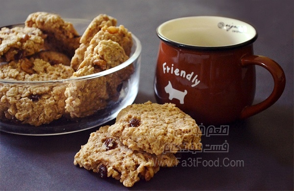 fragrant-oat-cookies