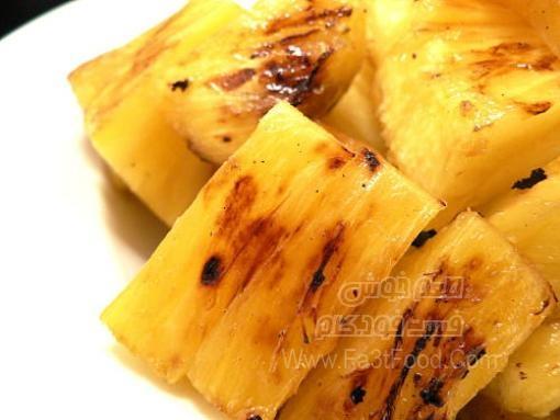 آناناس کبابی