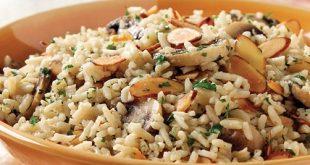 mushroom_rice_pilaf