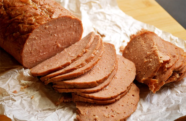 سوسیس خانگی گوشت و بوقلمون