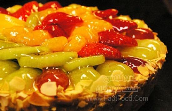 دسر نارنگی با طعم ویژه