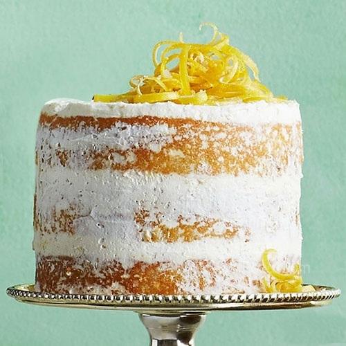 کیک لیمویی با روغن زیتون