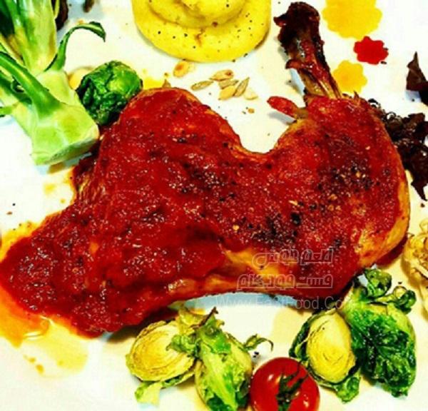 مرغ پنجابی هندی