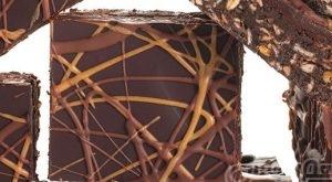 مواد لازم برای تهیه بار شکلات با کره بادام زمینی و جو بدون پخت