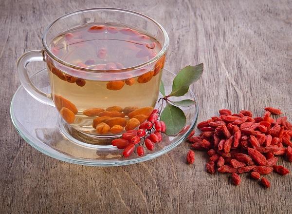 چای زرشک کوهی خوش عطر