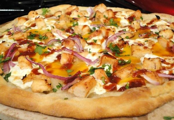 پیتزا بیانکا