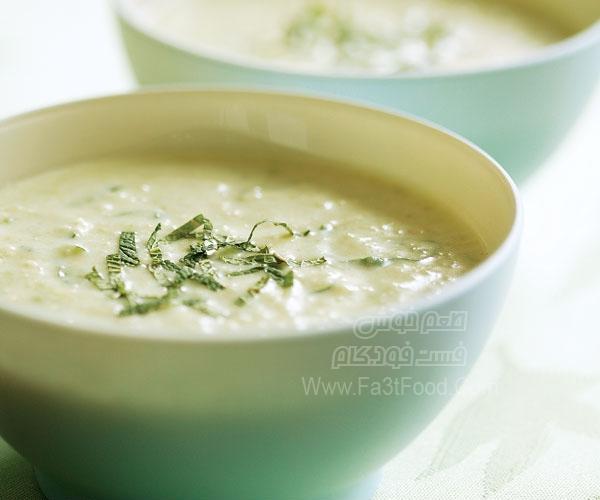 سوپ ماست دلچسب