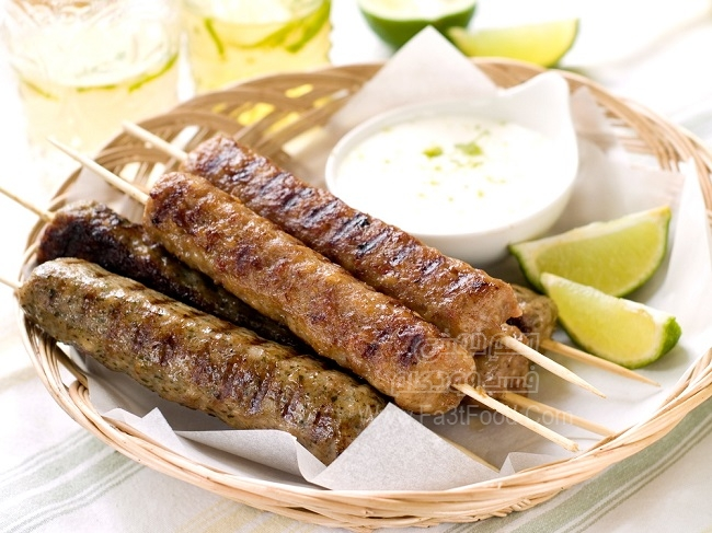 کباب کوبیده یونانی