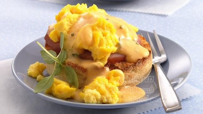 تخم مرغ بندیکت