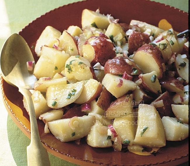 سالاد سیب زمینی