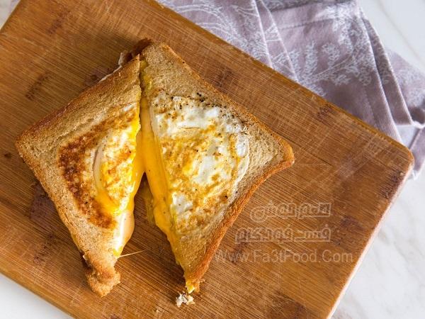 نان تخم مرغی