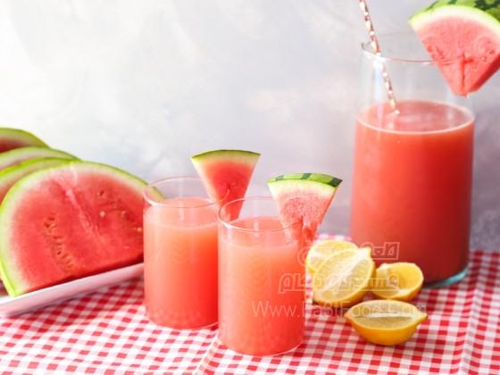 لیموناد هندوانه گوارا