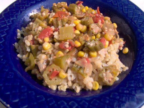خوراک سبزیجات کمبو