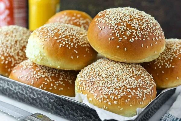 نان همبرگر با کیفیت