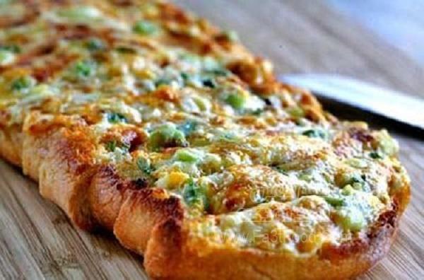 نان پنیری خوشمزه