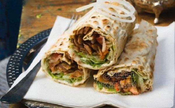 کباب ترکی با مرغ